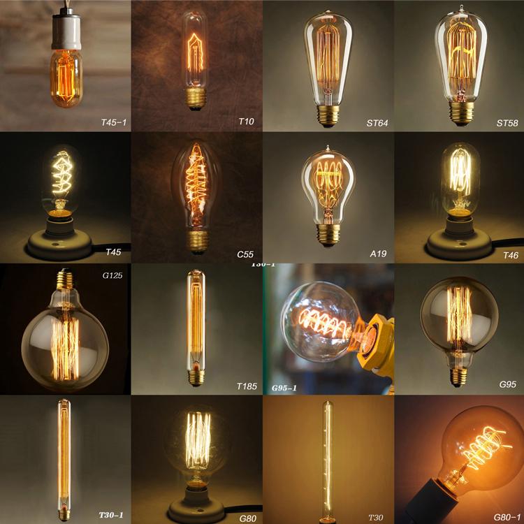 lâmpadas decorativas popular-buscando e comprando fornecedores de ...