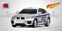 Free Shipping Shen qi wei 8008 1:53 Emluator Radio Control Racing 9cm mini rc car