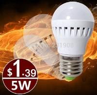 10pcs Led Lamp E27 E14 B22 220V 240V 3w 5w 7w 9w 12w 15w SMD 2835 Led Bulb cold White Warm White Energy Saving Led Light Lamps