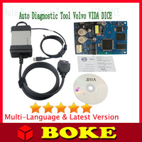 2015 Fast Shipping Version Professional Car Diagnostic Interface Volvo Vida Dice 2014A 1pcs Factory Low Price Wholesale