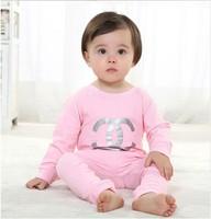 2014 new arrival Baby sport suit Cotton T-shirt brand clothes Boy Girl Set Retail