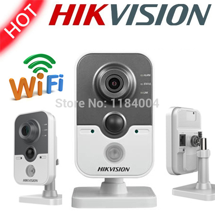 Камера наблюдения Hikvision ds/2cd2432f/iw 4 3MP DWDR & 3D WiFi IP/poe DS-2CD2432F-IW