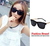 New 2014 Women Men's Fashion vintage Brand Designer sunglasses reflective lens vogue sun glasses gafas de sol