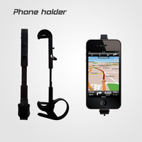 Universal spin Car  cell mobile phone Holder Bracket stands for All iPhone for samsung Smartphone GPS
