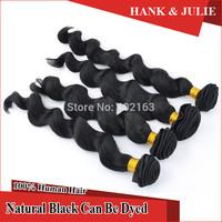 5pcs/lot 6A Grade Brazilian Virgin Hair Loose Wave Hair Products 100% Human Hair Extension Wavy Weave