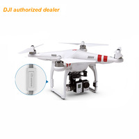 2014 Newest Fast Shipping Professional Quadcopter DJI Phantom 2 Drone With Zenmuse H3-3D Gimbal For GoPro Camera FPV Via EMS