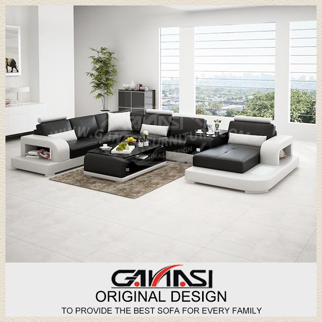 GANASI corner sofa design modern furniture living room