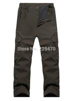Free shipping Men Montura outdoor hiking casual pants elastic quick-drying water windproof trekking
