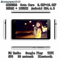 Мобильный телефон lenovo android mtk6592 core 3G GPS HD IPS 13 2 16GROM