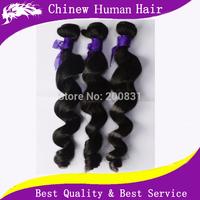 100% Unprocessed Filipino Loose Wave Hair Extensions 3pcs lot 10~30 inches 7A Cheap Filipino Hair Loose Wave Bundles