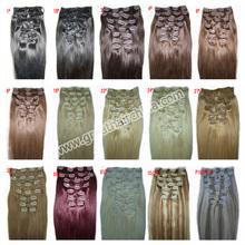 human hair clip price