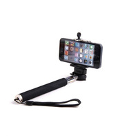 Extendable Selfie Handheld Stick Monopod Pod For iPhone Samsung All the Mobile Phone Camera