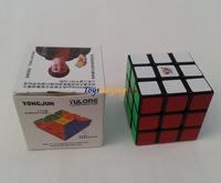 10pcs/lot Yongjun Yulong 3x3 Speed Cube Twist Puzzle Magic Cube Toy for Speed Cubing Free Shipping