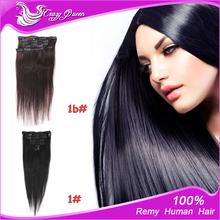 wholesale human hair clip