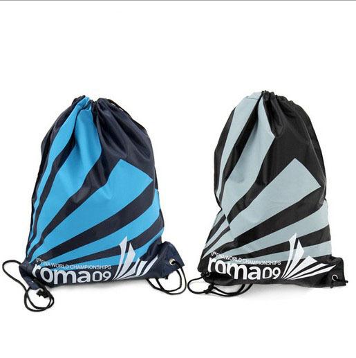New School Drawstring Storage Bag Sport Gym Swim Dance Shoe Hiking Backpack Duffle for Men 52192(China (Mainland))