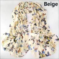 2014 Hot women winter scarf fashion style silk scarf polka velvet scarf chiffon Bohemia Scarf free shipping