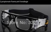 optical Aspherical 1.61 resin lens+frame; basketball tennis football soccer sports goggle nearsighted myopia farsighted eyewear