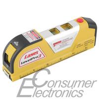 1 Pcs High Quality Measure Measuring LV02 Laser Level Horizontal Vertical Line Tape 8 FT Newest
