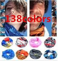 20pcs Outdoor Sports Cycling Bike Bicycle Riding Variety Turban Magic Headband Veil Multi Head Scarf Scarves Face Mesh Bandanas