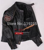 brand man's original genuine 110th 110th Anniversary leather jacket Cowhide genuine motorcycle Racing waterproof leather jacket