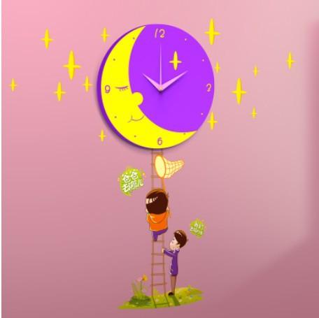 Children Room Wall Clock