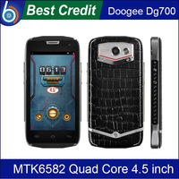 "Case+8GB TF card)gift!Original DOOGEE TITANS2 DG700 MTK6582 Quad Core 4.5"" Android 4.4 3G Mobile Phone 8MP 8GB ROM WCDMA/Kate2"