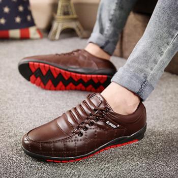 Новый 2015 мужчины обувь мода мужские кроссовки свободного покроя обувь мужчины на ...