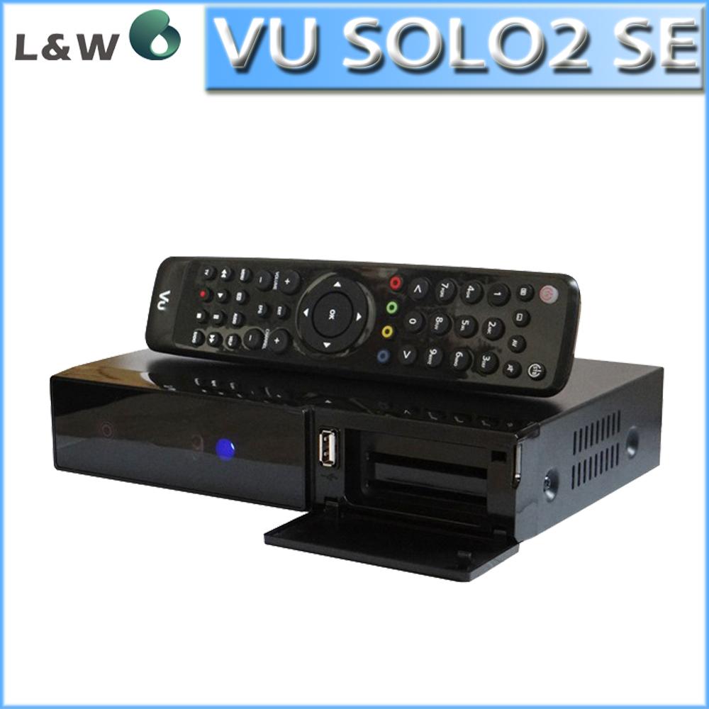 Vu solo2 se système d'exploitation linux mise à jour de mini vu solo2 esata nouveau récepteur satellite tv livraison gratuite