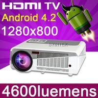 Проекционный экран BYINTEK 120 16:9 HD 02