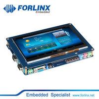 OK335xS Development Board/ Single board computer+ 7-inch capacitive LCD Screen 512M DDR3/256M SLCNandflash, dual Ethernet