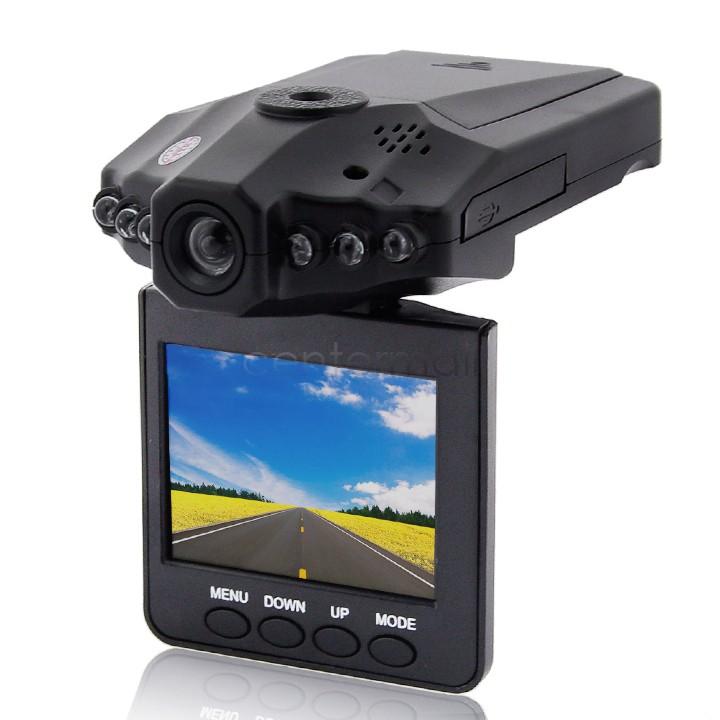 Car Portable 2.5 TFT LCD screen DVR Car Camera Recorder Camera 6 LED Night vision 270 degree Car DVR #7 14629(China (Mainland))