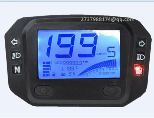 KOSO similar speedometer motorcycle meter hot sell motorcycle parts free shipping(China (Mainland))
