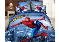 fashion spiderman bedding sets queen,500TC bedding sets without filler,spiderman comforter sets cover,kids bedding spiderman