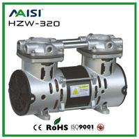 (HZW-320) 110V /220V (AC) 50L/MIN 320 W mini piston vacuum pump