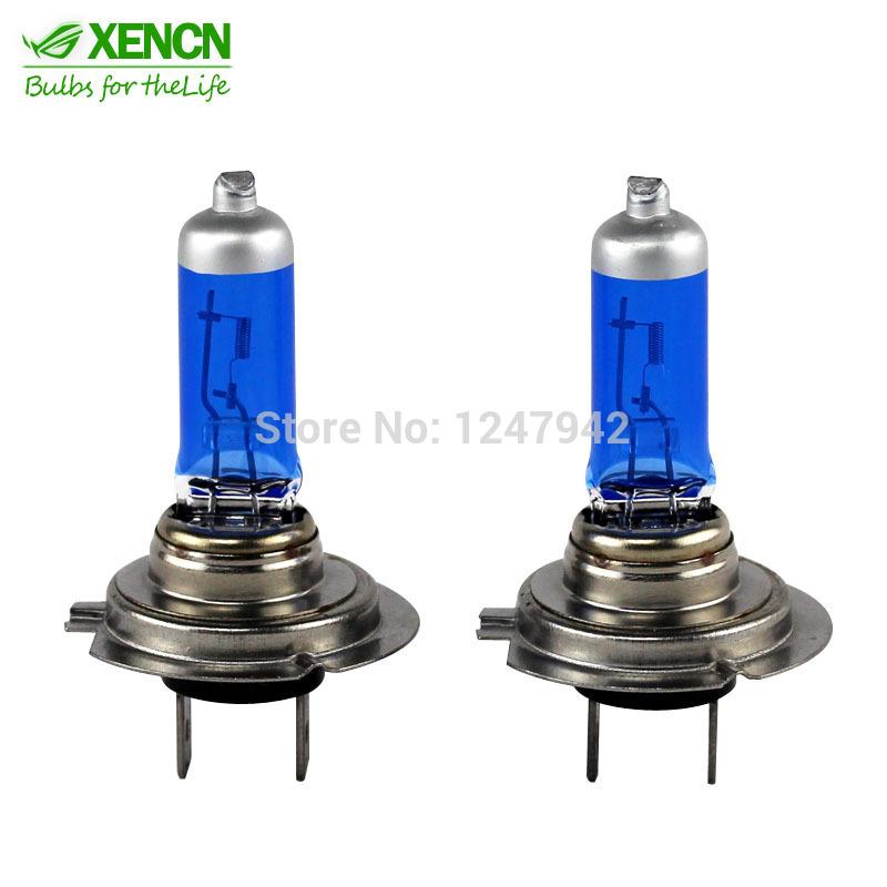 XENCN H7 12V100W 5300K Xenon Blue Diamond Light Off Road Use for BMW X5/520/523/525i/530 Car Super White Head Lamp(China (Mainland))