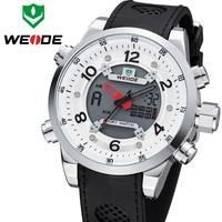 New Design For 2014 WEIDE Relogio Masculino Outdoor Men Quartz Wrist Military Men's Sports Watch Luxury Brand Free Shipping