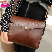 2014hot!Women Handbag ladies leather bag women messenger bags women shoulder High Quality Fashion Bag Shoulder Stamp(China (Mainland))