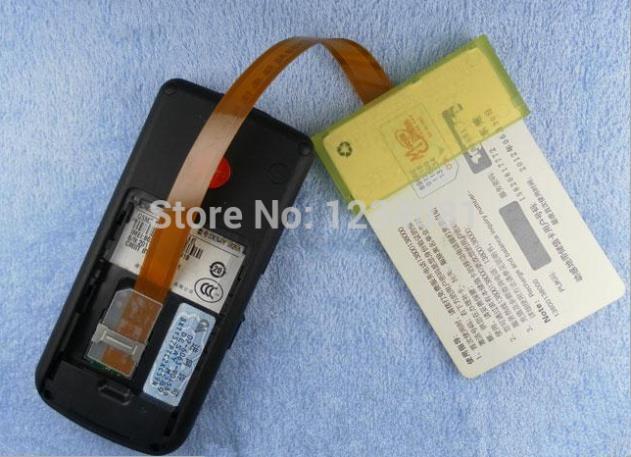 70023 Mobile phone sim card size card adapter sim card kilogram-calorie device gsm cdma wcdma card reader(China (Mainland))