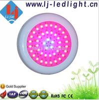 135w Mini UFO LED Grow Light 45*3watt chip hydroponics full spectrum for flower, fruit vegetable& medicinal plant grow light