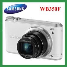 Camera digital Samsung WB350F16.3 million pixels 21 times optical zoom WIFI  digital camera professional(China (Mainland))