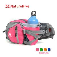 NatureHike high quality messenger waist bag climbing pocket multi-function waist packs 5 color