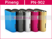 Original Pineng Power Bank 5000mAh PN-902 External Battery Charger For Android Mobile Phone/ Blue