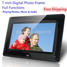 lcd digital photo promotion