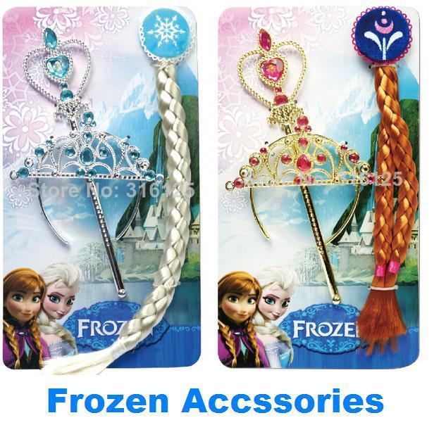 Elsa Anna Frozen Accessories Ornaments Magic