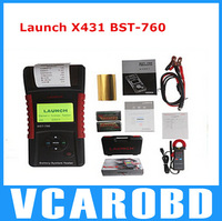 100% Original L-aunch BST-760 Battery Tester BST-760 BST 760 battery system with best price and high performance