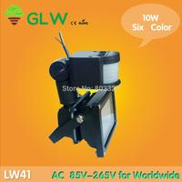 Big discount Outdoor Floodlight 240V 10W 20w 30w 50w PIR LED Flood light  6 color Floodlight Motion Sensor A85V-265V LW41