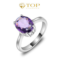 new 2014 summer mystic rings for women wedding  925 sterling silver plated rainbow topaz jewelry floating charming party ring