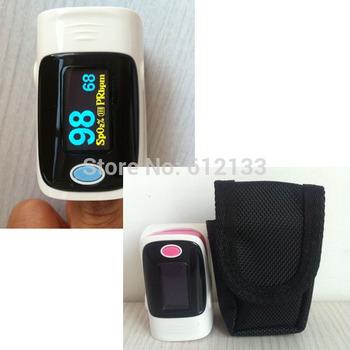 Продажа бесплатная доставка CE FDA нажатием пульсоксиметр OLED экран oximetro насыщение ...