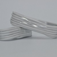20pcs/lot 1M 3ft white color 8pin to USB 2.0 charger data usb cable for iPhone 5 5s 5c 6 iPod ipad mini good quality cheap YL