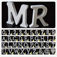 3D Wall Sticker 8cm High English Letters A to Z Alphabet Birthday Gift Party Cafe Shop Decorations Free Shipping